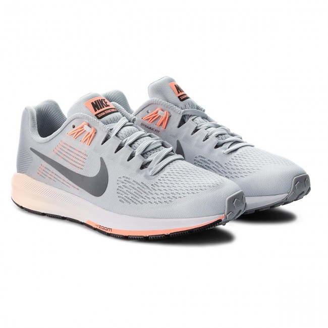 Shoes NIKE Air Zoom Structure 21 904701 008 Wolf GreyDark Grey