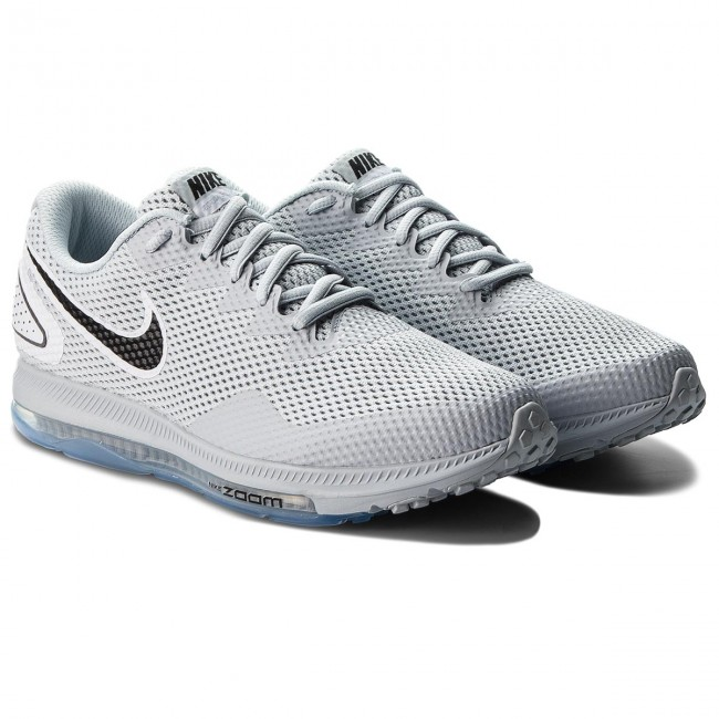 18bca995d6e50 Shoes NIKE - Zoom All Out Low 2 AJ0035 010 Pure Platinum Black White ...
