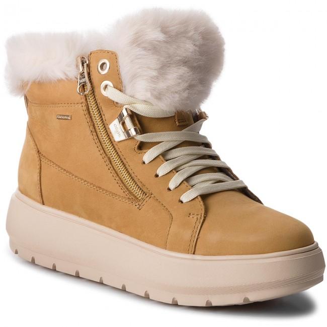 9d8357a63b1 Sneakers GEOX - D Kaula B Abx D D84AWD 00032 C5046 Biscuit ...
