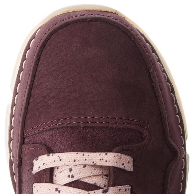 101743e081b5bd Sneakers CLARKS - Tri Spark. 261354384 Aubergine - Sneakers - Low shoes -  Women's shoes - www.efootwear.eu