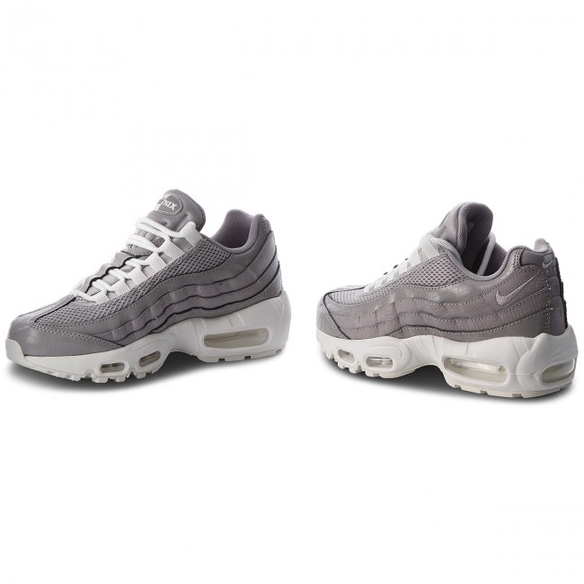 Nike Air Max 95 PRM GS Shoes NIKE - Air Max 95 Prm 807443 015 Grey - Sneakers - Low shoes ...