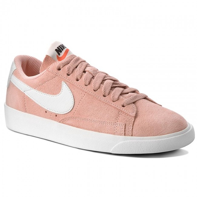 separation shoes 49afb f4f70 Shoes NIKE. Blazer Low Sd AA3962 605 Coral Stardust Sail Sail