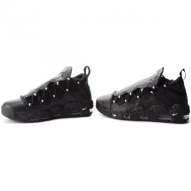 new style 67fb7 1aff4 Shoes NIKE - Air More Money AJ2998 002 Black/Metallic Silver/Black ...