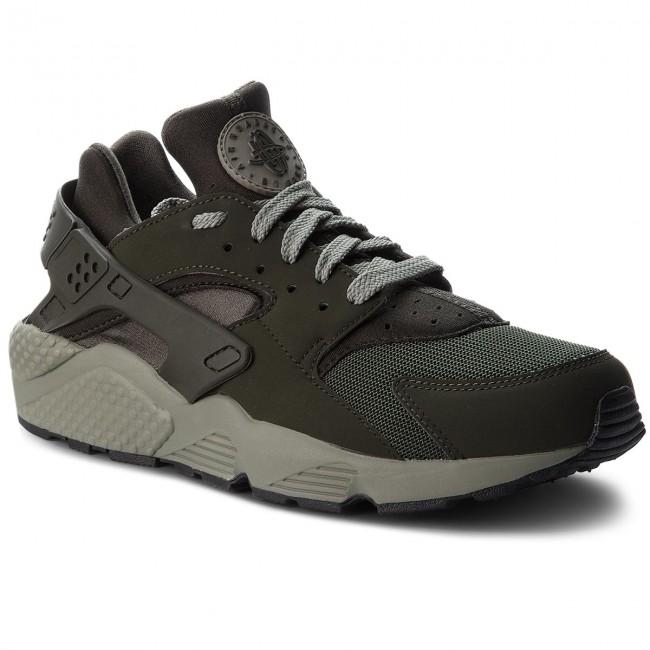 5a6595b5a21 Shoes NIKE - Air Huarache 318429 311 Sequoia Sequoia Dark Stucco ...