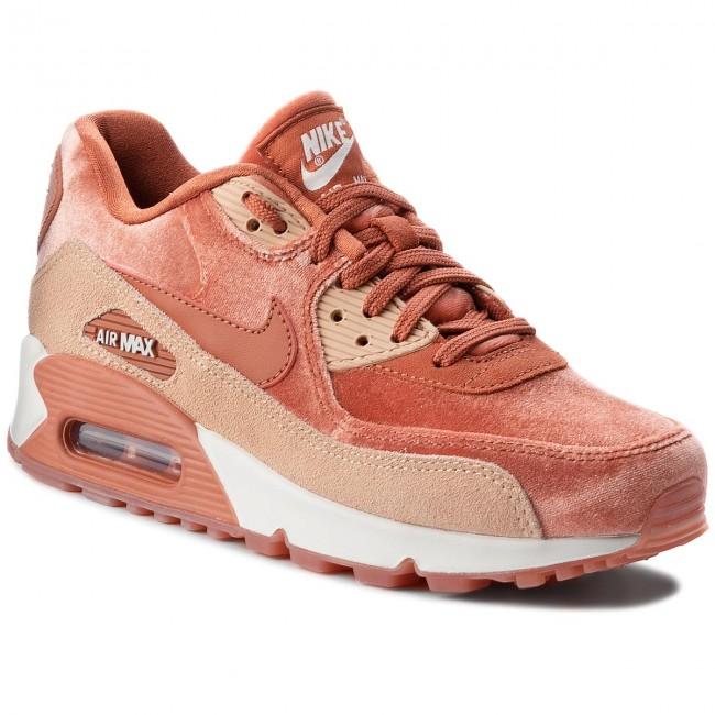 timeless design af35c 41c43 Shoes NIKE. Air Max 90 Lx 898512 201 Dusty Peach Dusty Peach