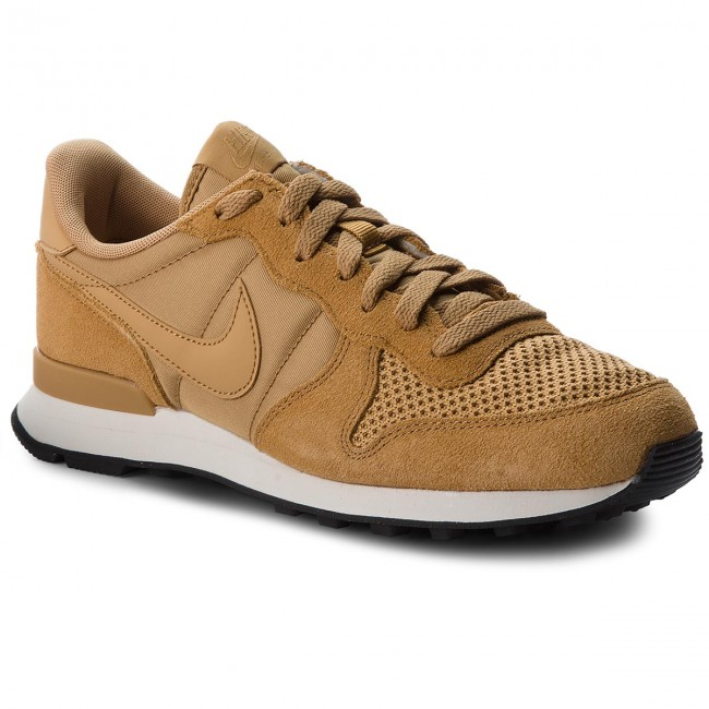nike internationalist gold