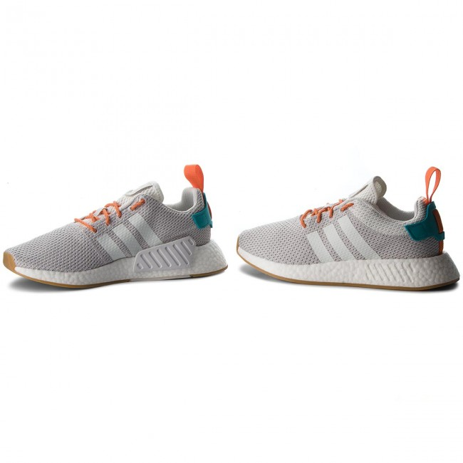 98e5007b3fcd1 Shoes adidas - Nmd R2 Summer CQ3080 Grey Grey One Gum3 - Sneakers ...