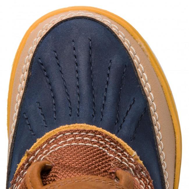 Snow Boots CLARKS Arrow Star Gtx GORE TEX 261384366 Tan Combi