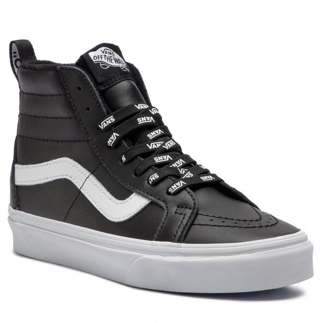 ff25d640c00 Sneakers VANS - Sk8-Hi Reissue VN0A2XSBUKM1 (Otw Webbing) Black ...