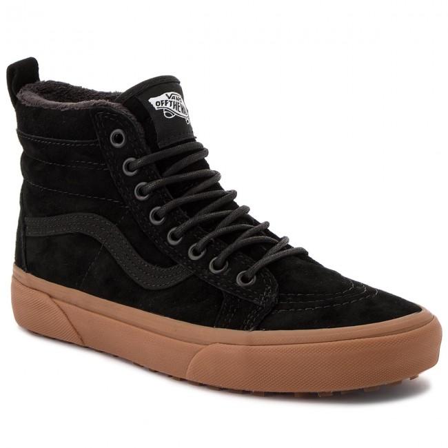 2d7835f8c2 Sneakers VANS - Sk8-Hi Mte VA33TXGT7 (Mte) Black Gum - Sneakers ...