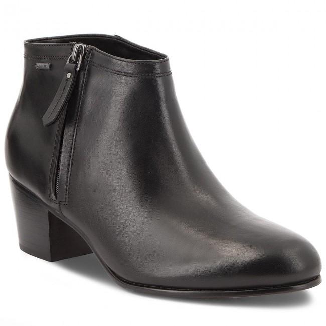 c7a62146 Boots CLARKS - Ceara AliceGtx GORE-TEX 261385354 Black Leather ...