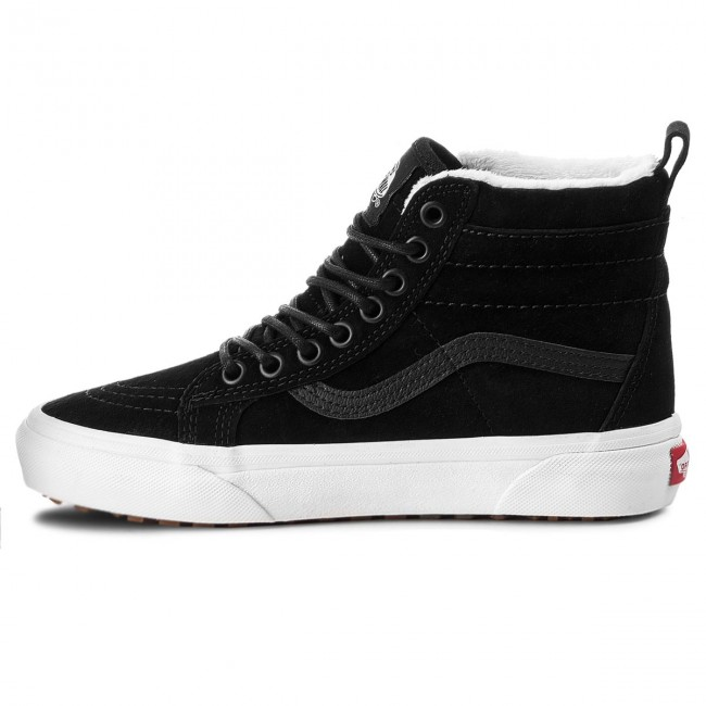 4887f6e1ea08ca Sneakers VANS - Sk8-Hi Mte VN0A33TXUC21 (Mte) Black Black Marshma - Sneakers  - Low shoes - Women s shoes - www.efootwear.eu