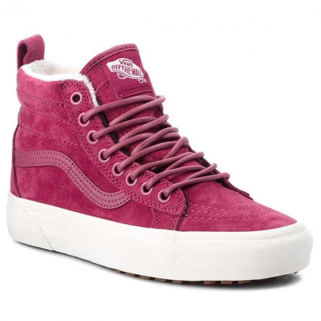 3d647a72f1 Sneakers VANS - SK8-Hi Mte VN0A33TXUC41 (Mte) Dry Rose Marshmallo ...