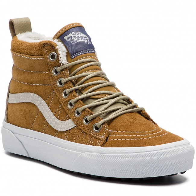 a4431d20cec011 Sneakers VANS - Sk8-Hi Mte VN0A33TXUQ81 (Mte) Cumin Slate Green ...