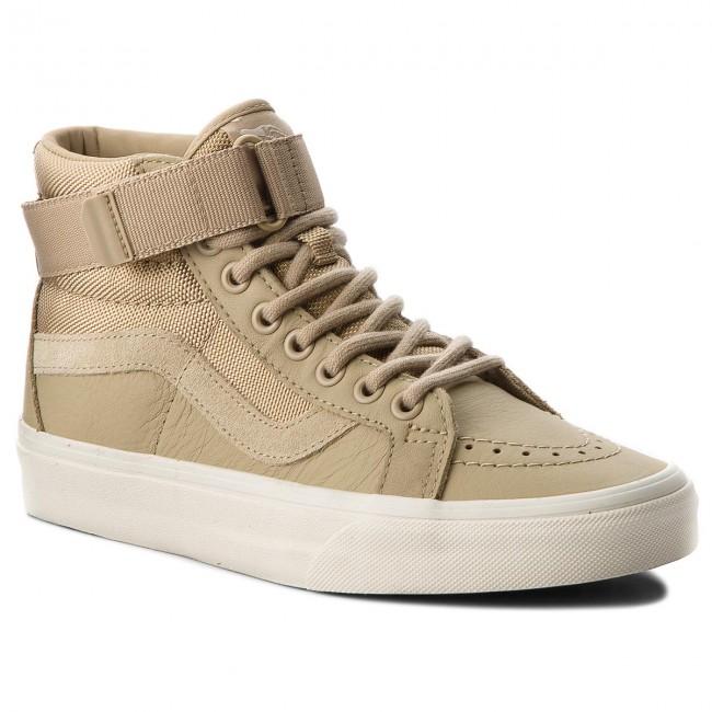 de7810a32c07a Sneakers VANS - Sk8-Hi Reissue St VN0A3QY2UB5 (Leather) Ballistic ...