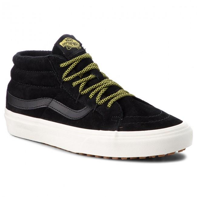 6d6125f65fe Sneakers VANS. Sk8-Mid Reissue G VN0A3TKQI28 (Mte) Black Marshmallow