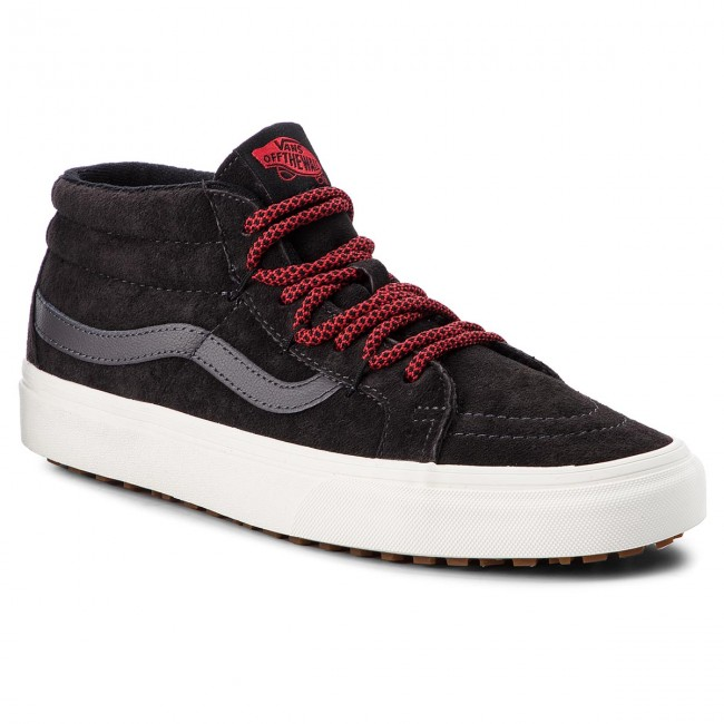 85a08a1c95a Sneakers VANS - SK8-Mid Reissue G VN0A3TKQUCR (Mte) Forged Iron ...