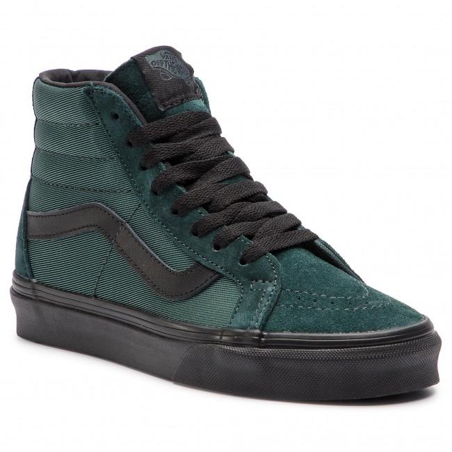 4cf66f0127 Sneakers VANS - Sk8-Hi Reissue VN0A2XSBUQM1 (Metallic Twill) Darkest ...
