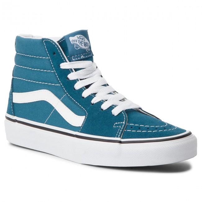 397184f3989f67 Sneakers VANS - Sk8-Hi VN0A38GEU60 Corsair True White - Sneakers ...