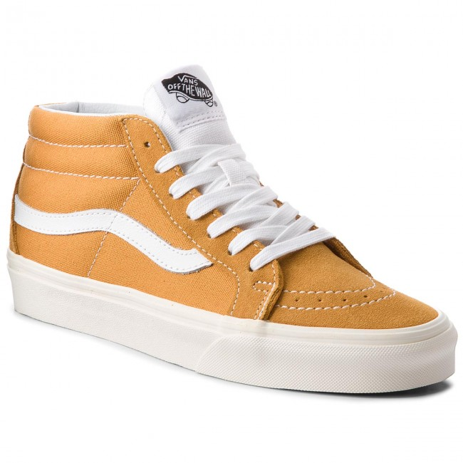 8530b0ac87 Sneakers VANS - Sk8-Mid Reissue VN0A3MV8UCP (Retro Sport) Sunflower ...