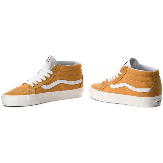 1482c3e722 Sneakers VANS - Sk8-Mid Reissue VN0A3MV8UCP (Retro Sport) Sunflower ...