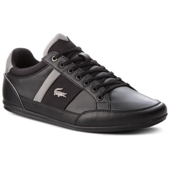 8b1cd6dd98ed Sneakers LACOSTE - Chaymon 318 1 CAM 7-36CAM0008231 Blk Gry ...