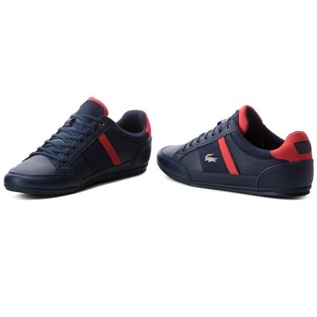 9a31a4ac2e76 Sneakers LACOSTE - Chaymon 318 1 Cam 7-36CAM0008ND1 Nvy Dk Blu ...