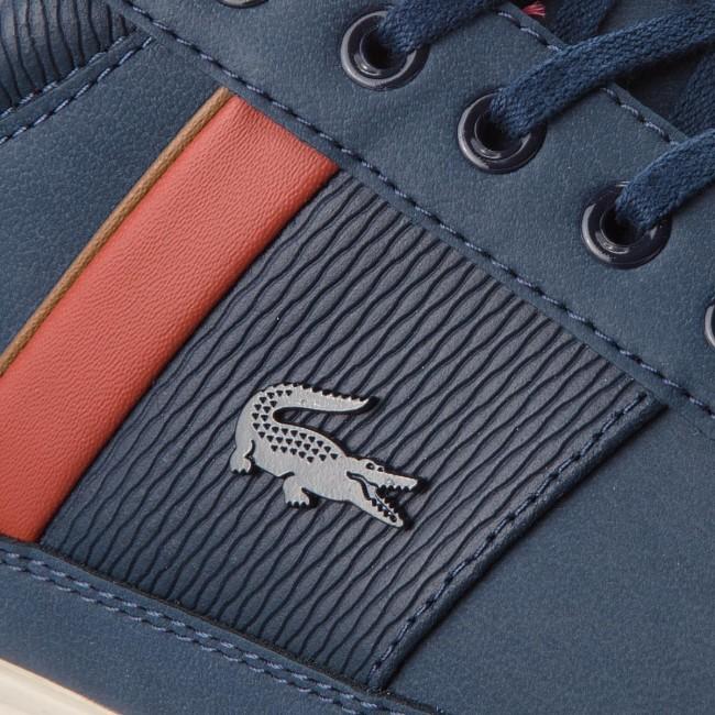 4f1f8e5c2 Sneakers LACOSTE - Chaymon 318 2 Cam 7-36CAM00102Q8 Nvy Brw ...