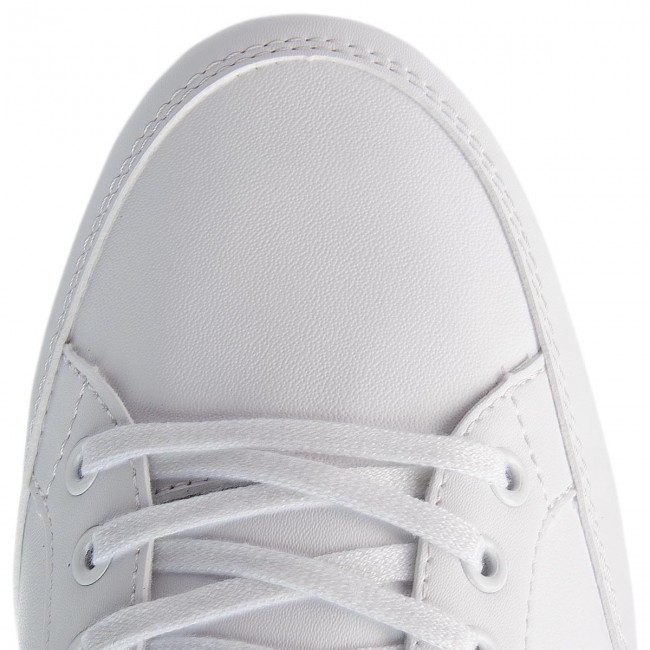 bc27f5f82b0 Sneakers LACOSTE - Chaymon 318 4 Us Cam 7-36CAM0012147 Wht Blk - Sneakers -  Low shoes - Men s shoes - www.efootwear.eu