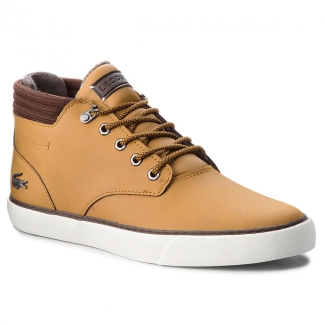 9d9e4b2766c11f Sneakers LACOSTE - Esparre Winter C 318 3 Cam 7-36CAM002251W Tan Dk ...