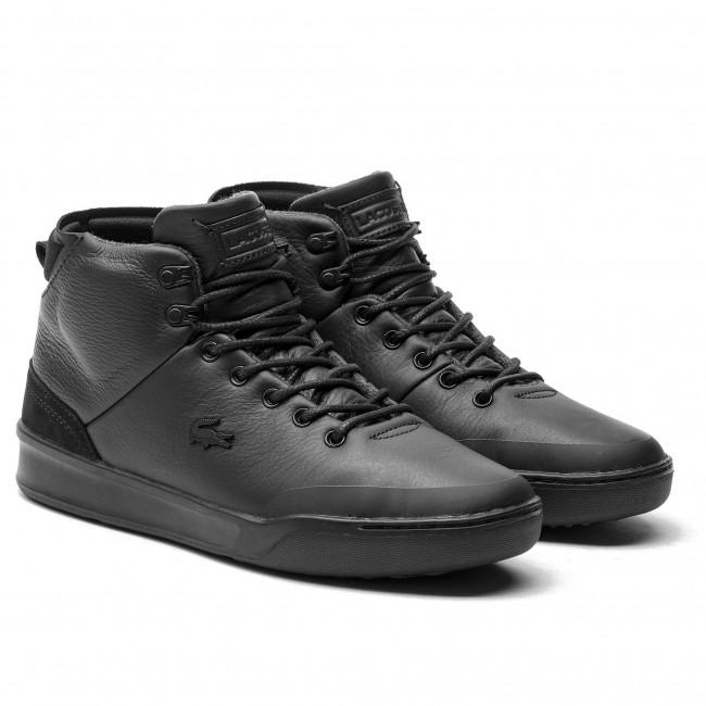 4e48812a2 Sneakers LACOSTE - Explorateur Classic 318 3 Cam 7-36CAM002702H Blk ...