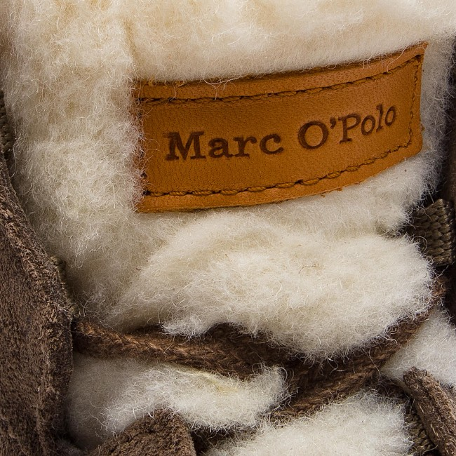 Boots MARC O POLO - 809 14906101 300 Taupe 717 - Boots - High boots ... ba92add8f1