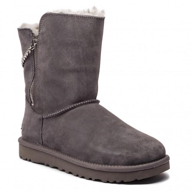 Ugg Wchrc Short Sparkle High Shoes Zip 1094983 W Classic srBthCQdx