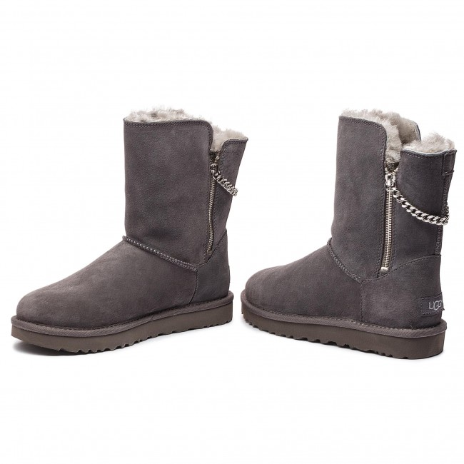 Shoes UGG W Classic Short Sparkle Zip 1094983 WChrc