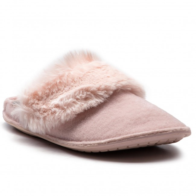 75c2976a285 Slippers CROCS - Classic Luxe Slipper 205394 Rose Dust - Slippers ...