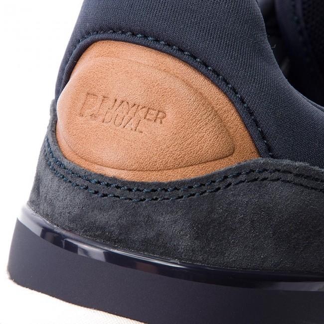 5f9c494f5f5 Sneakers PEPE JEANS - Jayker Dual PMS30478 Navy 595 - Sneakers - Low ...