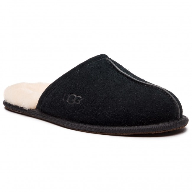6b84156258ff3d Slippers UGG - M Scuff 1101111 M Black - Slippers - Mules and ...
