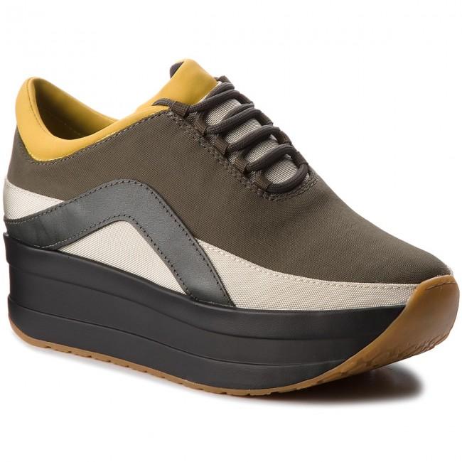 7fc240e59f Sneakers VAGABOND - Casey 4622-180-51 Olive Multi - Sneakers - Low ...