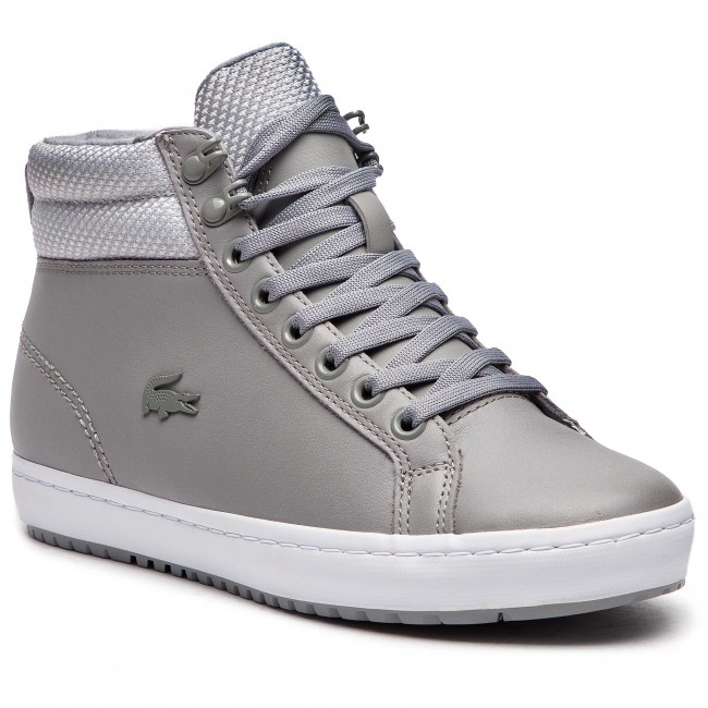 807772ef0d1fb4 Sneakers LACOSTE - Straightset Insulatec 3181 Caw 7-36CAW0044H92 Gry Lt Gry