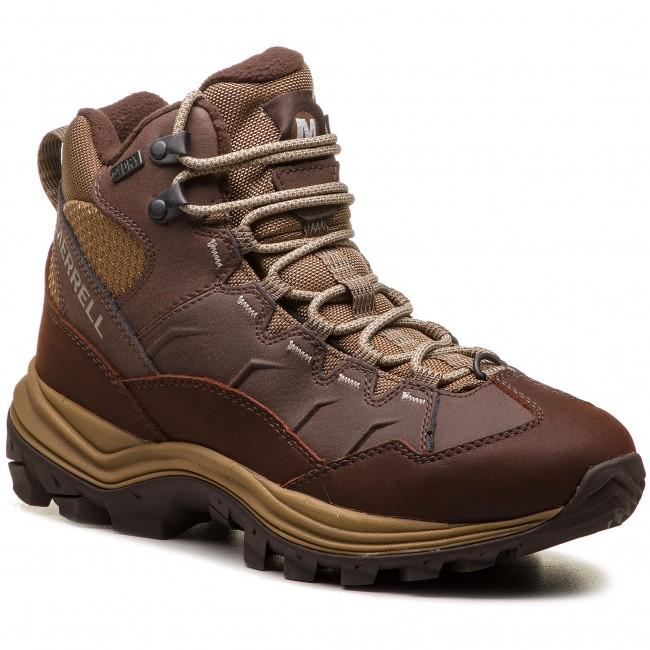 Trekker Boots MERRELL - Thermo Chill Mid Wp J16471 Bracken - Trekker ... 02ac611507a