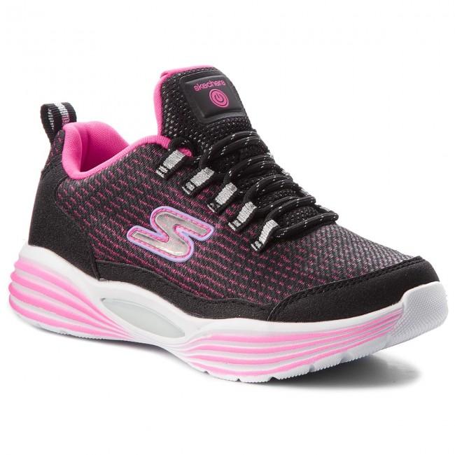 2d27034114494 Sneakers SKECHERS - Luminators Luxe 20100L BKPK Black Pink - Laced ...