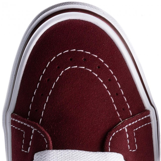 1f67fad78ae461 Sneakers VANS - Sk8-Hi Lite VN0A2Z5YR2K (Suede Canvas) Port Royal - Sneakers  - Low shoes - Women s shoes - www.efootwear.eu