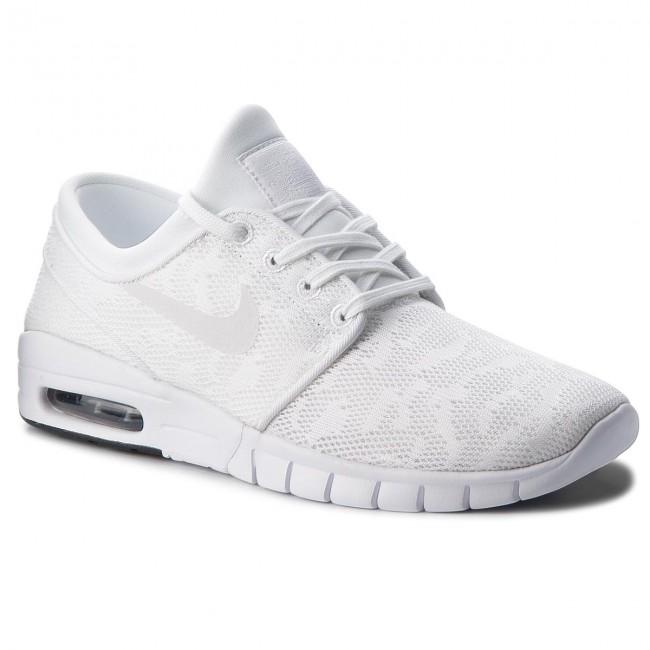 on sale 28c22 c40f3 Shoes NIKE - Stefan Janoski Max 631303 114 White White Obsidian