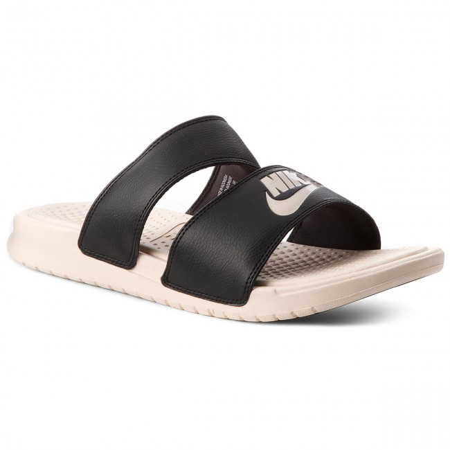 cheap for discount 60ec1 82a8a Slides NIKE - Benassi Duo Ultra Slide 819717 004 Black/Guava Ice ...