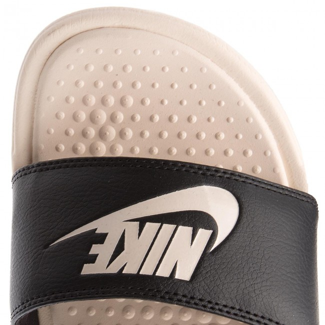638f3a9ddd6 Slides NIKE - Benassi Duo Ultra Slide 819717 004 Black Guava Ice Guava Ice  - Casual mules - Mules - Mules and sandals - Women s shoes -  www.efootwear.eu
