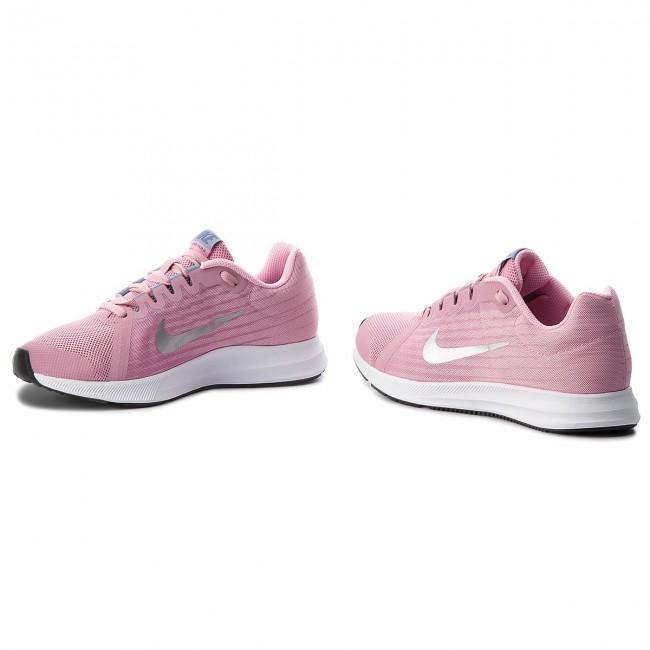 separation shoes 7fa92 28520 Shoes NIKE - Downshifter 8 (GS) 922855 600 Elemental PinkMetallic Silver