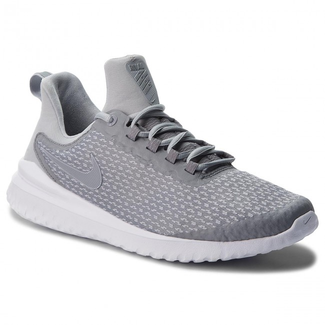 2f81d705f46 Shoes NIKE - Renew Rival AA7400 006 Stealth Wolf Grey White - Indoor ...