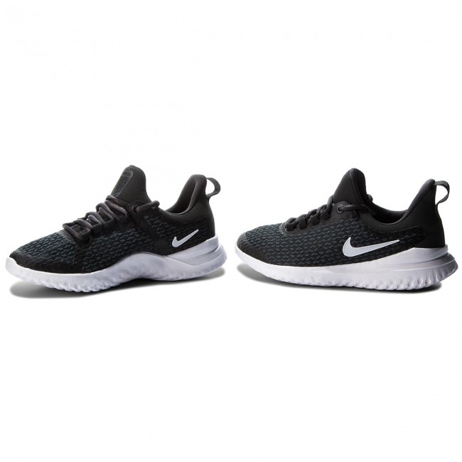 da3e29b3751 Shoes NIKE - Renew Rival (GS) AH3469 001 Black White Anthracite ...