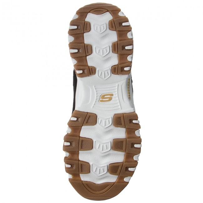 b8faaf108efe Sneakers SKECHERS - Rose Blooms 13084 BKW Black White - Sneakers - Low  shoes - Women s shoes - www.efootwear.eu