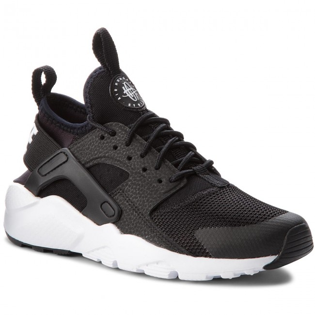 7c0dd12cd1994 ... Shoes NIKE - Air Huarache Run Ultra Gs 847569 002 Black White . ...
